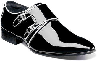 Stacy Adams Valens Monk Strap Slip-On - Men's