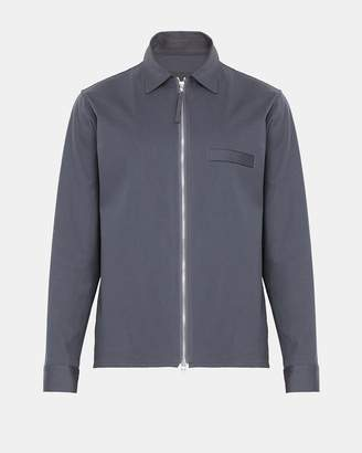 Theory Zip Shirt Jacket