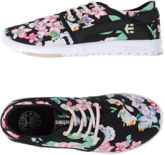 ETNIES Sneakers $78 thestylecure.com
