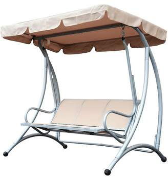 Rosalie Red Barrel Studio Porch Swing with Stand