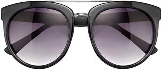 Vince Camuto Oversize Brow Bar Sunglasses