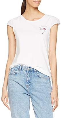 Esprit edc by Women's 048cc1k009 T-Shirt