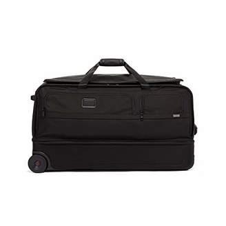 Tumi (トゥミ) - [トゥミ] スーツケース 公式 正規品TUMI Alpha ラージ・スプリット・2ウィール・ダッフル 110L 49.5cm 10.7kg 02203043 02203043D3 Black