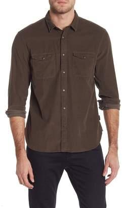 John Varvatos Collection Corduroy Regular Fit Shirt