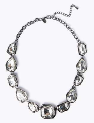 M&S CollectionMarks and Spencer Gem Collar Necklace