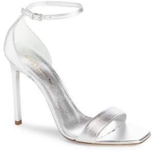 Women's Saint Laurent Amber Ankle Strap Sandal
