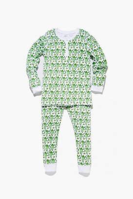 Roberta Roller Rabbit Kids Monkey Pajama Set