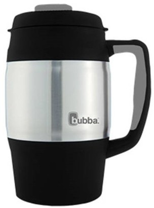 Bubba Brands bubba Classic Insulated Travel Mug, 34 oz., Black