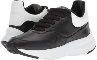 Alexander McQueen Runner Sneaker Women's Lace up casual Shoes