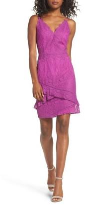 Women's Adelyn Rae Lace Sheath Dress $99 thestylecure.com