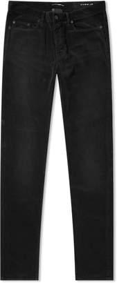 Saint Laurent Slim Fit Cord Trousers
