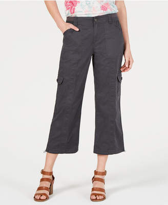Style&Co. Style & Co Capri Cargo Pants, Created for Macy's