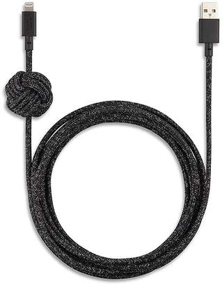 Native Union Night lightning charging cable