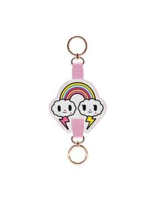 Tokidoki Denim Daze Rainbow Keychain