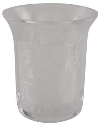 Lalique Enfants Crystal Shot Glass