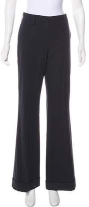 Lanvin High-Rise Wool Pants w/ Tags