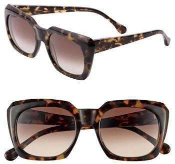Elizabeth and James 'Roosevelt' 52mm Sunglasses