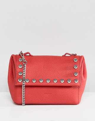 AllSaints Cami mini pouch bag with chain