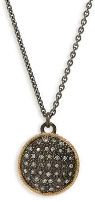 Armenta New World Diamond Pendant Necklace