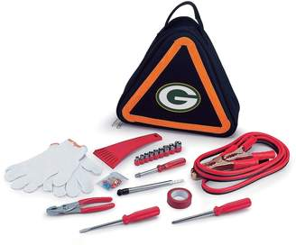 Picnic Time Green Bay Packers Roadside Emergency Kit