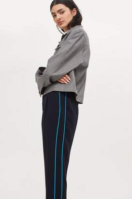 Topshop Side striped joggers