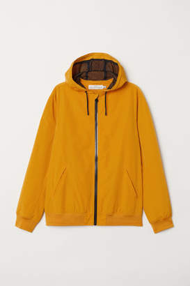 H&M Windproof Jacket - Yellow