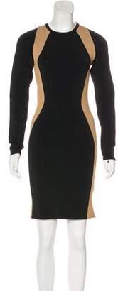 A.L.C. Long Sleeve Knit Dress