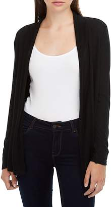 Noisy May Long Sleeve Knit Open-Front Cardigan