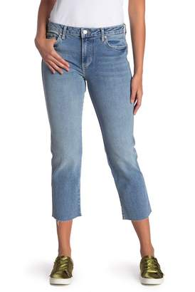 Free People Clean Girlfriend Blue Jeans