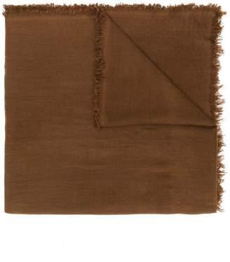 Ann Demeulemeester cashmere scarf