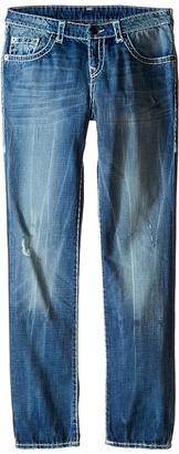 True Religion Kids Geno Super T Jeans in Rhythm Blue (Big Kids) $129 thestylecure.com