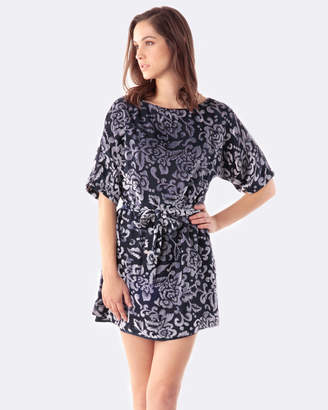 Azure Blaze Dress