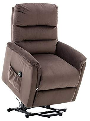 BONZY Recliner Contemporary Power Lift Chair Remote Control for Gentle Motor