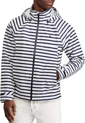 Polo Ralph Lauren CP-93 Striped Hooded Jacket