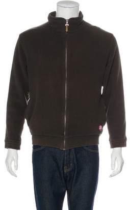 Beretta Mock Neck Zip Jacket