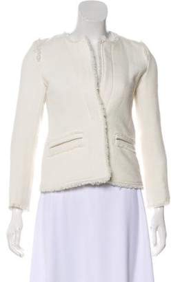 IRO Frayed Edge Blazer