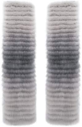 Agnona (アニオナ) - Agnona fingerless gloves
