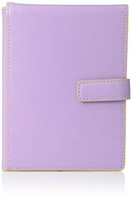 Lodis Women's Audrey RFID Passport Wallet with Ticket Flap