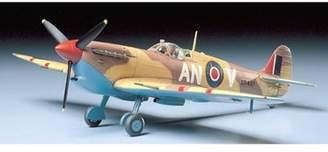 Spitfire The Hobby Company Limited Supermarine Mk.vb Tropical - 1:48 Aircraft - Tamiya