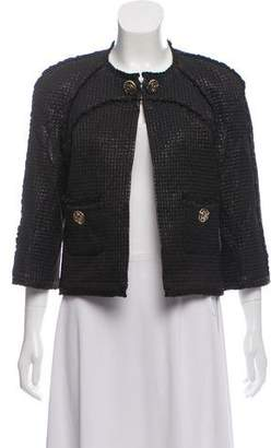 Chanel Paris-Moscou Quilted Jacket