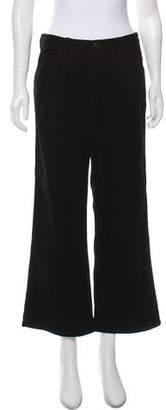 J Brand High-Rise Corduroy Pants