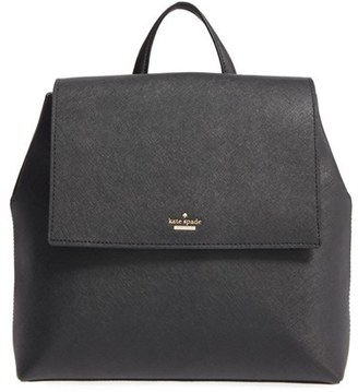 Kate Spade New York 'cameron Street - Neema' Leather Backpack $348 thestylecure.com