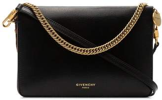 Givenchy multicoloured jungle print leather cross body bag