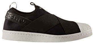 adidas Womens Superstar Slip-On Shoes