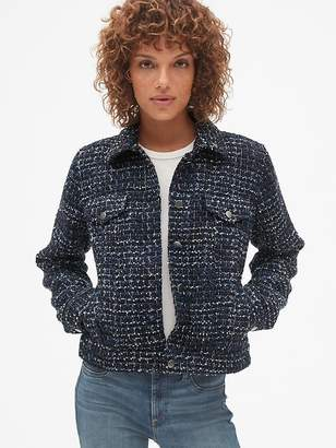 Gap Icon Tweed Jacket