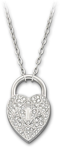 Surely Heart Necklace