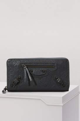 Balenciaga Zip Around classic wallet