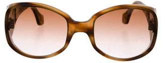 Morgenthal Frederics Tinted Arista Sunglasses