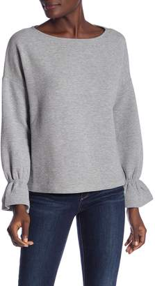 French Connection Ellen Textured Knit Pullover