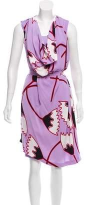 Diane von Furstenberg Naira Short Dress w/ Tags